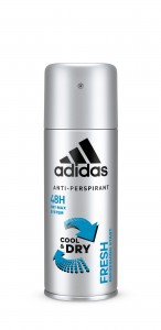 Adidas deo spray 150 men Cool & Dry Fresh  48h