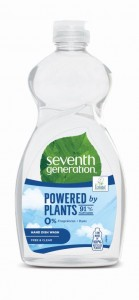 SEVENTH GENERATION naturalny Płyn do mycia naczyń 500ml Free & Clear