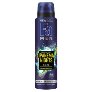 Fa deo spray men 150 Ipanema Nights