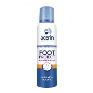 ACERIN Do Stóp FOOT PROTECT antyperspirant regulator pocenia 100ml