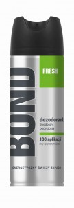 Bond dezodorant 150ml Fresh