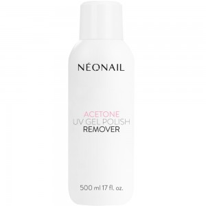NEO NAIL 1048 UV GEL Remover czysty aceton  550ml