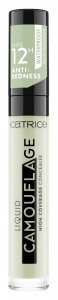 CATRICE Korektor W Płynie Liquid Camouflage 200 Anti-Red 5ml