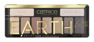 CATRICE Paleta Cieni Do Powiek The Epic Earth Collection Eyeshadow Palette 010 9,5g