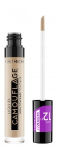 CATRICE Korektor W Płynie Liquid Camouflage 015 Honey 5ml