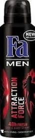 Fa deo spray men 150 Attraction Force