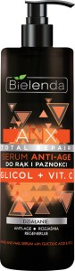 Bielenda Do Rąk ANX Total Repair serum anti-age do rąk i paznokci 200ml glikol