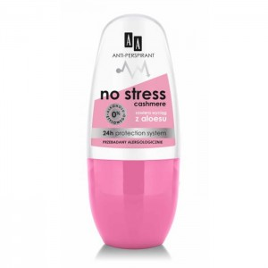 AA deo roll-on women No Stress Cashmere 50ml