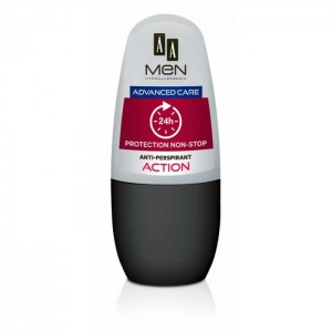 AA deo roll-on Men Protection Non-Stop 50ml Action