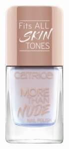 CATRICE Lakier do paznokci More Than Nude Nail Polish 03 Luminescent Lavender 10.5ml